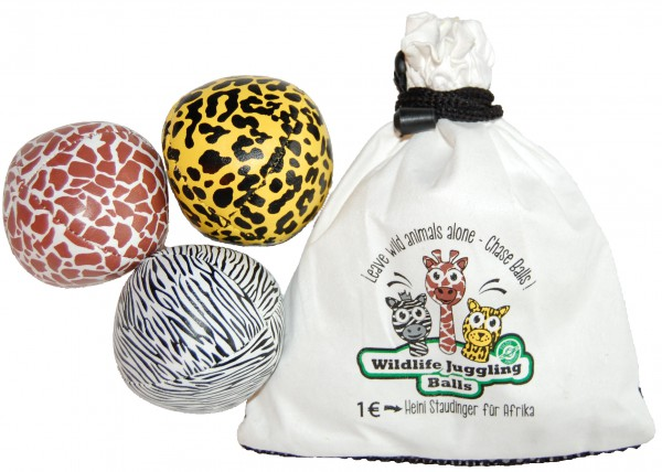 WILDLIFE Beanbag Set ink. Tasche