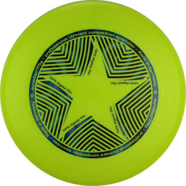 "Ultimate-Disc ""Star"" 175g.,100% ÖKO"