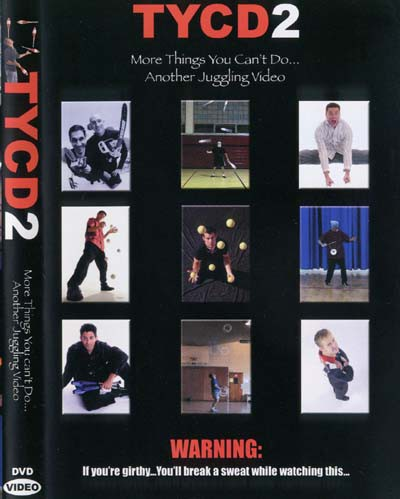 DVD THINGS YOU CANT DO 2