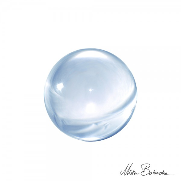 ACRYLKUGEL Kristall, 75mm