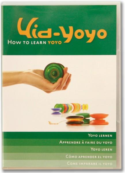DVD KID YO-YO/ 40 Min.