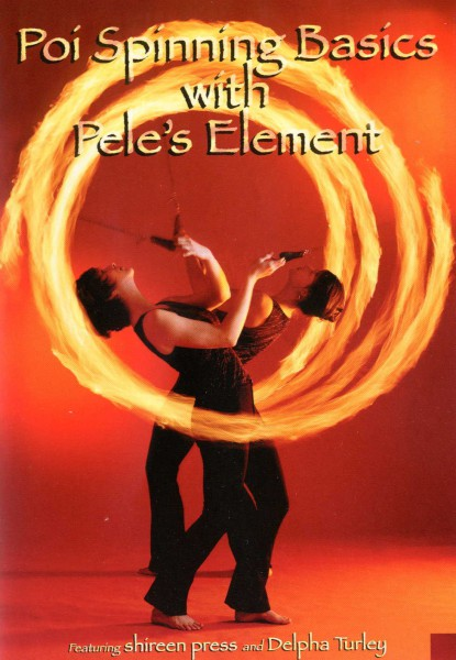 DVD POI SPINNING (Basics)