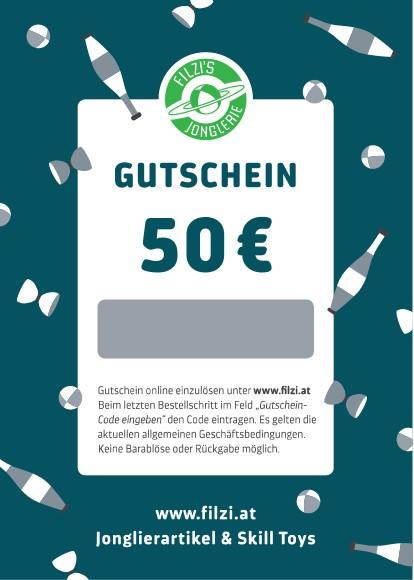 Rabatt Gutschein 50 Euro