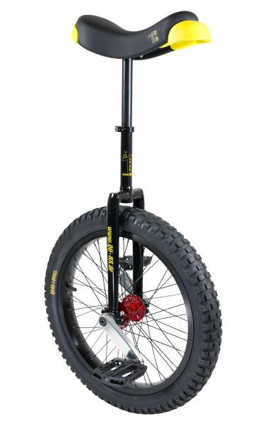 "Unicycle QU-AX Muni 20"" ISIS black"