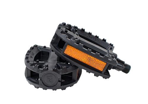 QU-AX Pedal Standard schwarz