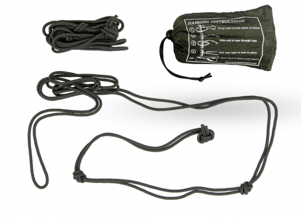TTTM Nautical Ropes, 1 Paar Befestigungs-Seile, 2 x 240cm
