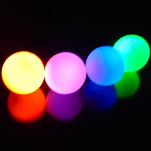 LED Glow Ball FADE (colour-change)