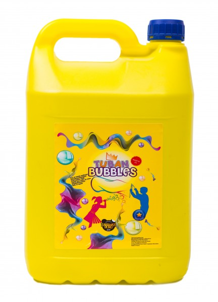 Soap-bubble liquid 5 liters