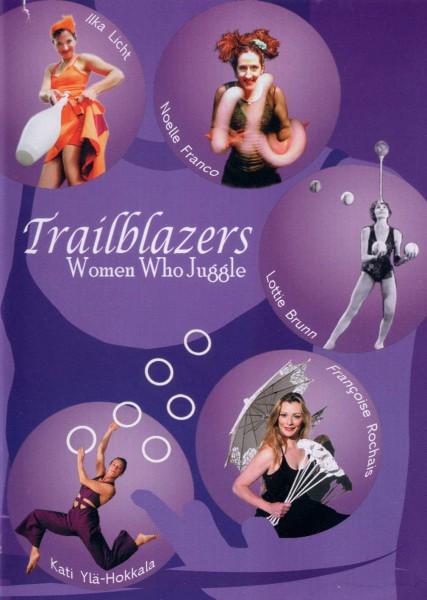 DVD TRAILBLAZERS - Women Who Juggle